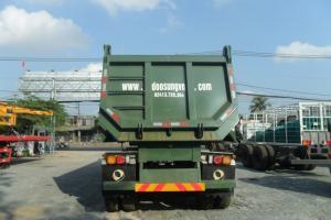 Sơmi rơ móoc ben DOOSUNG 28,8 tấn thùng 24...