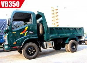 Xe ben Veam VB350 3.5 tấn