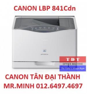 Máy in màu tốc độ cao CANON LBP 841Cdn mới, giá thành rẻ, hậu mãi chu đáo!