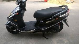 Xe yamaha nhật cyGnus z 125 màu đen biển số thành phố