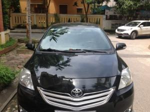 Bán Xe Toyota Vios E Màu đen đời 2010 Chính...