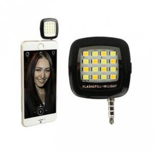 Đèn flash chụp hình cho điện thoại, máy tính bảng