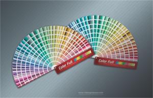 Quạt màu sơn 1000 màu