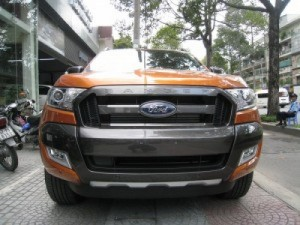 Bán Tải Ford Ranger Wildtrak 3.2L, Chỉ Cần...