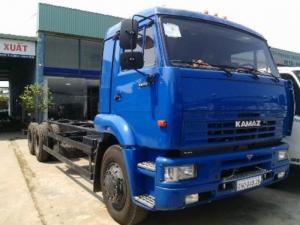 Kamaz Việt Nam phân phối dòng xe Kamaz nhập khẩu từ Nga 65117