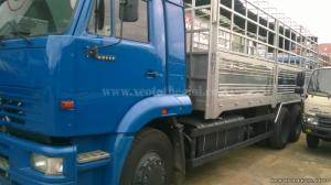 Bán xe Kamaz 15 tấn 65117 tải giá rẻ tại Tp.HCM 1 tỷ 274 triệu