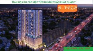 Dự Án D-vela mặt Tiền Huỳnh Tấn Phát Mở Bán...