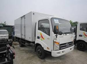 Xe tải veam vt200 1 tấn 9 xe chạy vào giờ cấm tải - xe tải veam vt200 hỗ trợ vay vốn ngân hàng