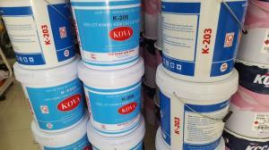 Tìm đại lý bán sơn nước KOVA dễ lau chùi K871 bóng giá rẻ