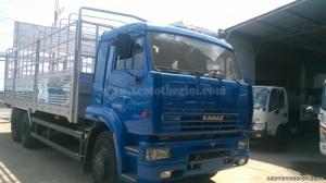 Tổng đại lý Kamaz Việt Nam, bán xe tải Kamaz 65117 giá 1 tỷ 274 triệu