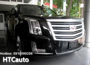Xe Cadillac Escalade Platinum Edition 2016 động cơ 6.2L.màu đen