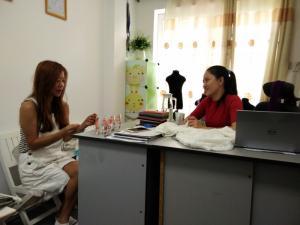 Xưởng may gia công Trang Trần - Mở rộng hợp tác với đối tác nước ngoài