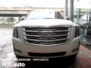 Cadillac Escalade ESV Platinum Edition 2016,màu trắng