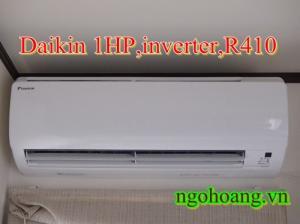 Máy lạnh cũ TOSHIBA 1HP hàng nhật bản inverter .(ngohoang.vn)