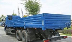 Cung cấp Xe tải Kamaz 65117 10-20 tấn 6x4 gắn cẩu, kamaz 65117.