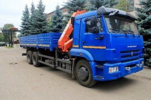 Kamaz Việt Nam phân phối xe Kamaz nhập khẩu từ Nga dòng 65117