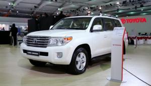Toyota Cruiser, nhập nguyên chiếc, giá 3 tỷ...