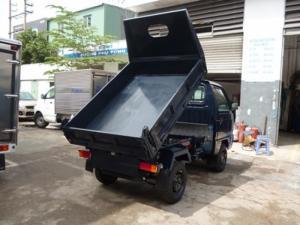 Suzuki Đại Việt,xe tải ben suzuki 500kg giá hỗ trợ vay ngân hàng lấy xe sử dụng chỉ với 90 triệu