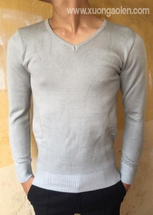 Xưởng dệt áo len nam chuyên sỉ giá rẻ nhất