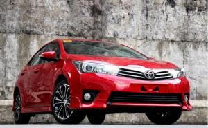Toyota Phú Mỹ Hưng bán Corrola Altis giá cực...