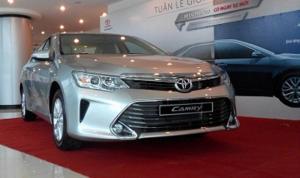 Toyota Phú Mỹ Hưng cần bán Toyota Camry , giá...
