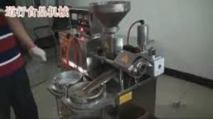 Cung cấp máy ép dầu thực vật công nghiệp SR-DH-50A, máy ép dầu ăn sạch giá rẻ