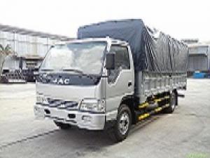Xe tải jac hfc 1030k4 2 tấn 4 xe chạy vào thành phố - động cơ công nghệ isuzu