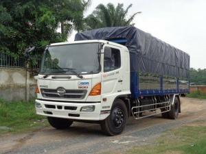 Lắp bạt mui xe tải tại đà nãng quãng nam