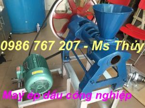 máy ép dầu 6YL-68