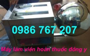 Máy làm viên hoàn thuốc đông y, máy vo viên thuốc đông y DZ-20 giá rẻ