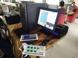 Phần mềm tính tiền order trên iPad, Tablet