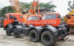 Điểm bán xe Kamaz 18 tấn 6540 tải giá rẻ + ưu đãi tại Tp.HCM