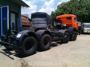 Bán xe Kamaz tải 18 tấn 6540 hỗ trợ vay 80% và góp, lãi suất thấp