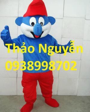 May mascot giá rẻ, mascot nhân vật hoạt hình giá rẻ