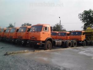 Xe tải Kamaz - 6540 (8x4) 20m3 nhập khẩu nguyên chiếc 2016 Xe tải Kamaz 6540 2 cầu 20 tấn 2015: 1.600 TR