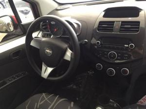 Cần bán Chevrolet Spark Duo đời 2016, màu đỏ, giá tốt