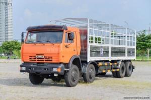 Tổng đại lý Kamaz Việt Nam, bán xe tải Kamaz 6540 giá 1 tỷ 518 triệu