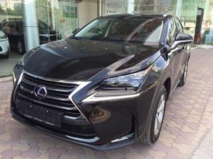 Giao ngay xe mới nhập khẩu Lexus NX300H màu đen, bảo hành 36 tháng