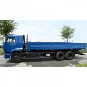 Xe tải Kamaz 6540 2 cầu 20 tấn 2015: 1.600 TR