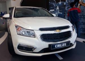 Chevrolet Cruze 1.6 Giá Tốt, Giảm Giá Trực Tiếp.