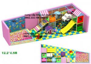 Đầu tư khu vui chơi trẻ em, khu liên hoàn giá rẻ, khu liên hoàn cao cấp, nhà liên hoàn nhập