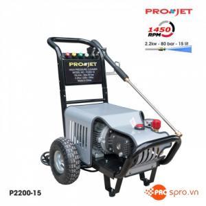 Máy bơm xịt rửa xe áp lực cao Projet P2200-15
