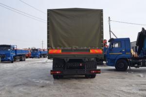 Đại lý xe Kamaz Việt Nam, Bán xe tải Kamaz 53229 14.5 tấn, nhập khẩu 2016