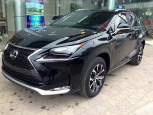 Giao ngay xe mới nhập khẩu Mỹ Lexus NX200T...