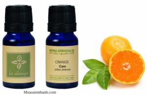 Tinh dầu cam ngọt tinh chất La Champa thiên nhiên nguyên chất 100% - MSN181036