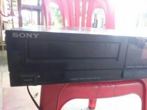 Đầu đĩa sony cdp 750 huyền thoại