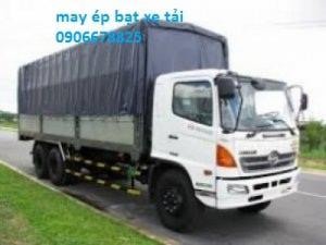 May mui bạt xe tải tân nơi