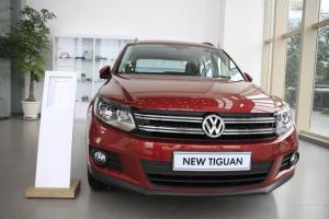 Volkswagen Tiguan 2016, nhập khẩu chính hãng, ưu đãi lớn, giá tốt