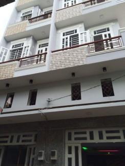 Nhà mới tại Tân Hòa Đông
