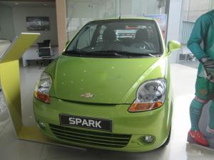 Chevrolet Spark 1.2 Giá cực tốt, khuyến mãi cực lớn.